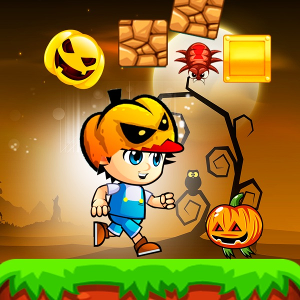 Zombies Jungle Adventure - Jump In Mushroom World 1.0 IOS
