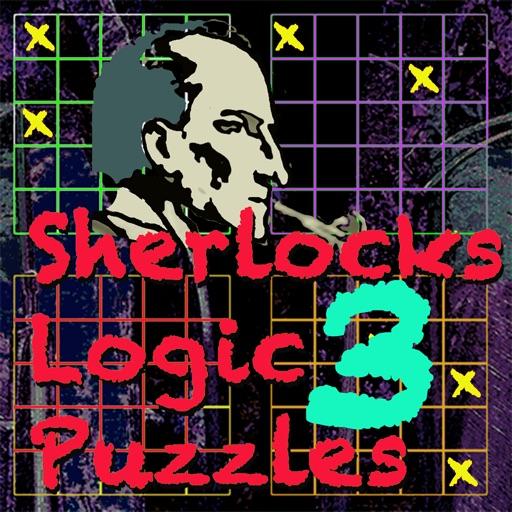 Sherlocks Logic Puzzles 3o