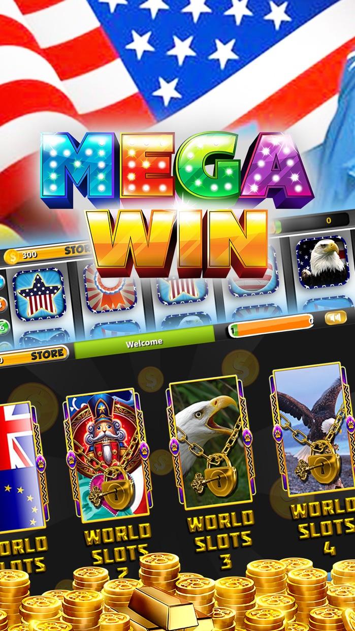 Liberty Eagle : American Wild Slots & Casino 2016 Screenshot