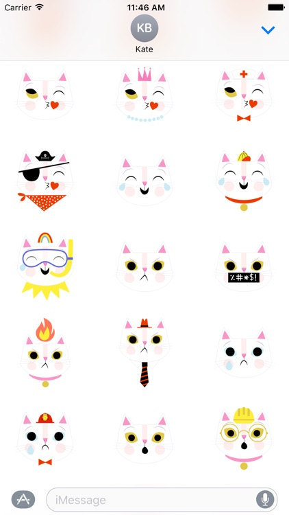 Emoji Pals - Charlie stickers screenshot-2
