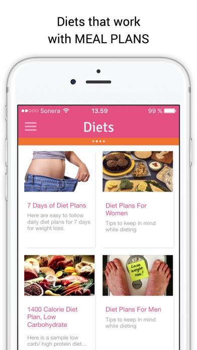 ベストダイエット:食事プラン、レシピのおすすめ画像1