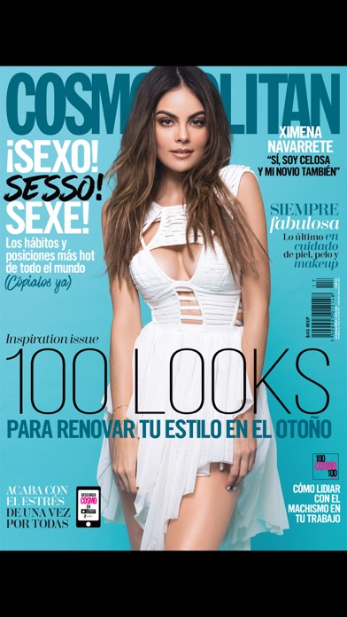 Screenshot for COSMOPOLITAN EN ESPAÑOL REVISTA in Kazakhstan App Store