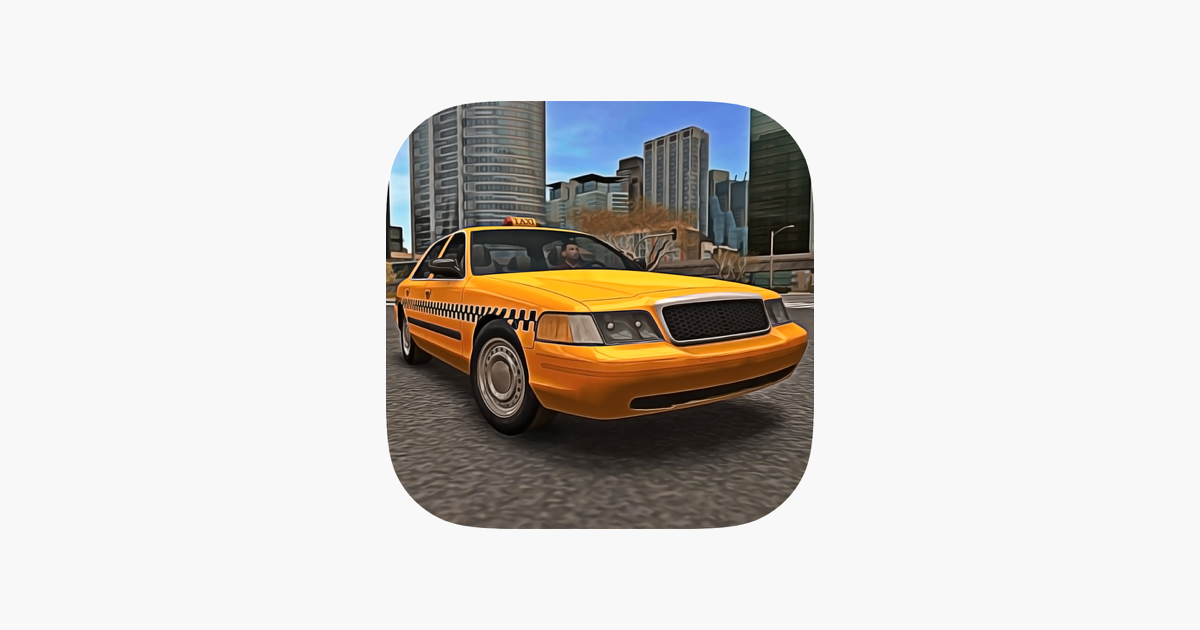 Taxi Sim 2016 On The