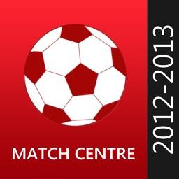 Deutsche Fußball 2012-2013 - Match Centre