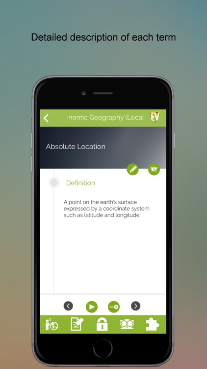 World Geography SMART Dictionary