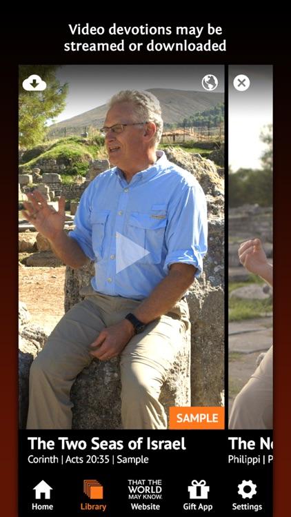 Devotions with Ray Vander Laan screenshot-3