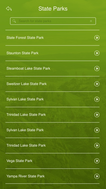 Colorado State Parks Guide