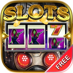 """Slots Machine Casino """" For Guardians of Galaxy """""""