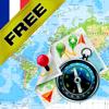 Frankreich - Offline Karten- und GPS-Navigation Kostenlos