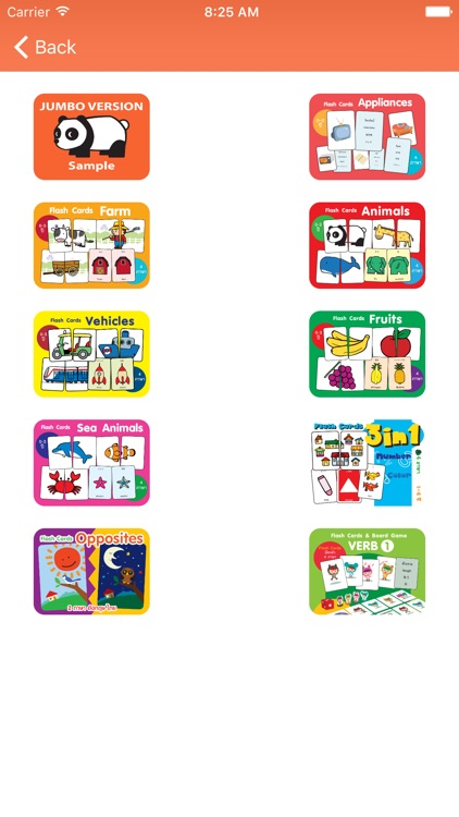 Neo Flash Cards