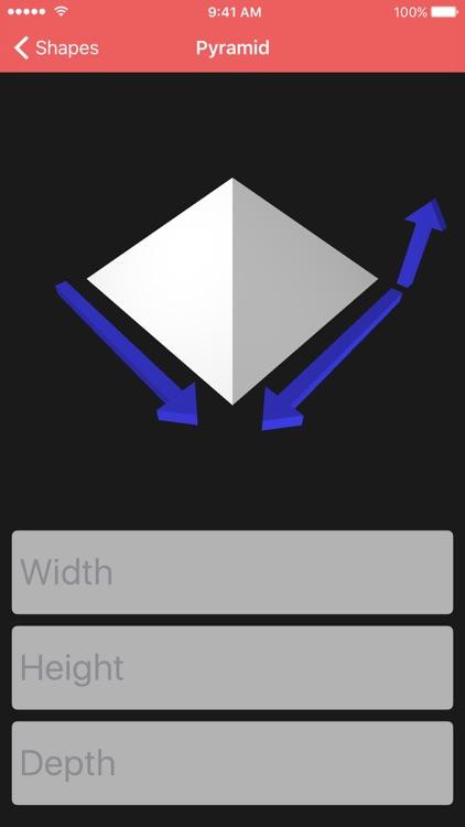 vol - volume calculator screenshot-3
