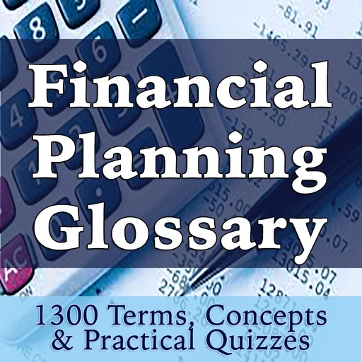 Financial Planning Glossary 1300 Flashcards Study Notes