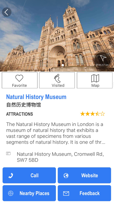 London City Secrets - The Insider Travel Guide. screenshot three