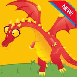 Little Dragon Go!Shooter Games For Kids