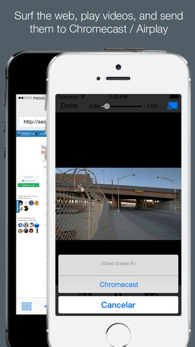 Video Explorer - Video Player for Chromecastのおすすめ画像1