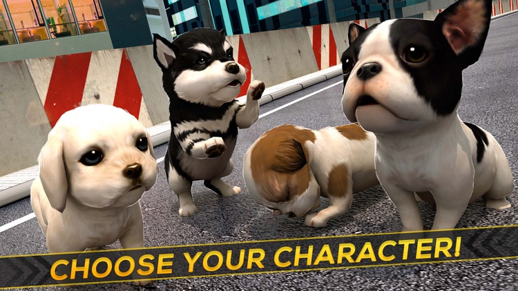 Puppy John's | Dog Runner Simulator Games