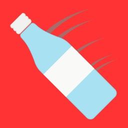 Water Bottle Flip Challenge: Flippy Diving Bottle