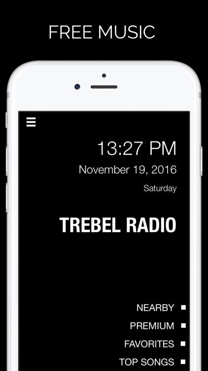 Treble Radio - Unlimited FM Radio Music Streaming