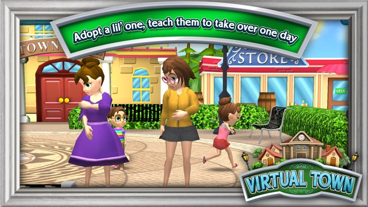 Virtual Town screenshot-1