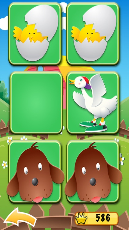 Farm Match for Kids - Animal Matching Games screenshot-4
