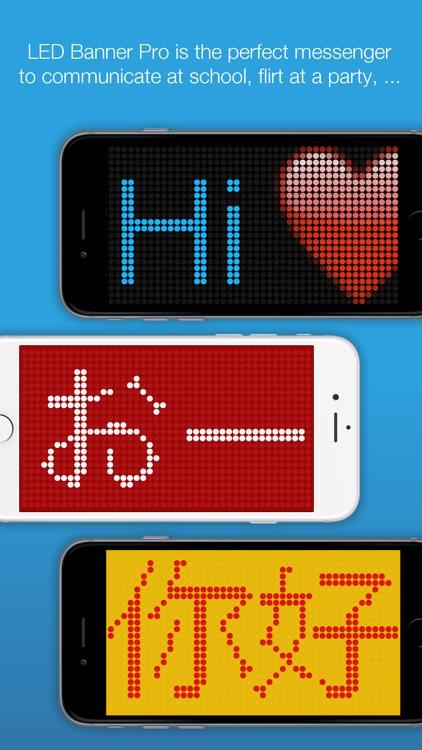 LED Banner Pro Lite screenshot-0