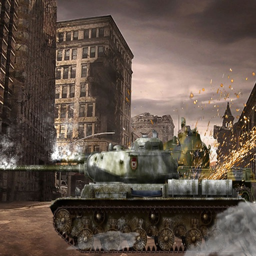A War Tanks In Competition - Battle Tank Simulator 3D Game