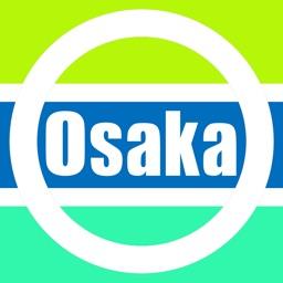 京都 大阪 神户离线地图地铁旅游交通指南