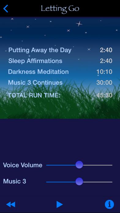 iSleep Easy - Meditations for Restful Sleepのおすすめ画像1