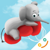 Jogo Jogo - 3つの赤い風船-デジタルインタラクティブな アートワーク