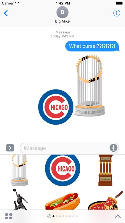 Chicago Sticker Collection screenshot-0