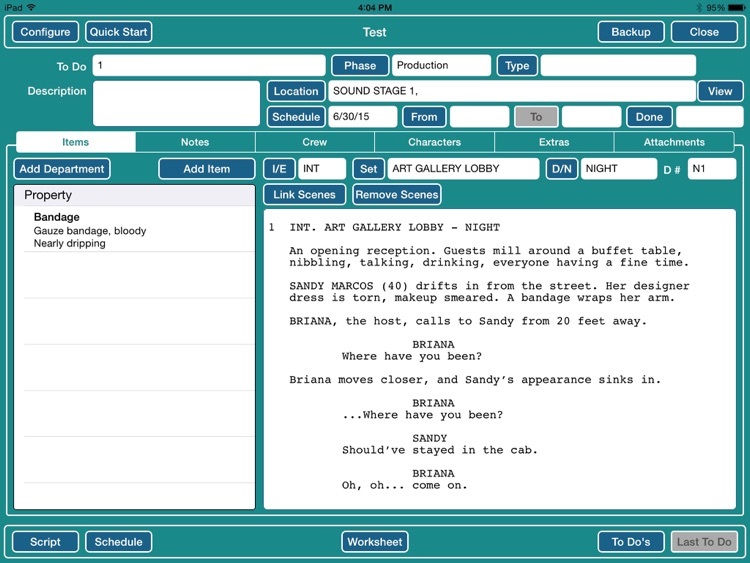 Department Head screenshot-3