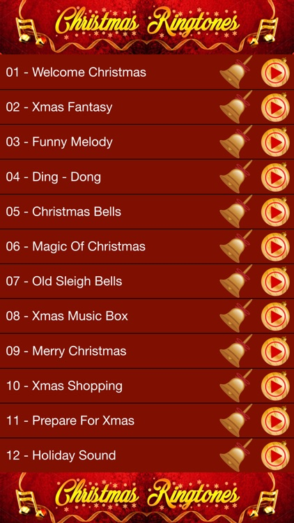 christmas ringtones and sounds for iphone free
