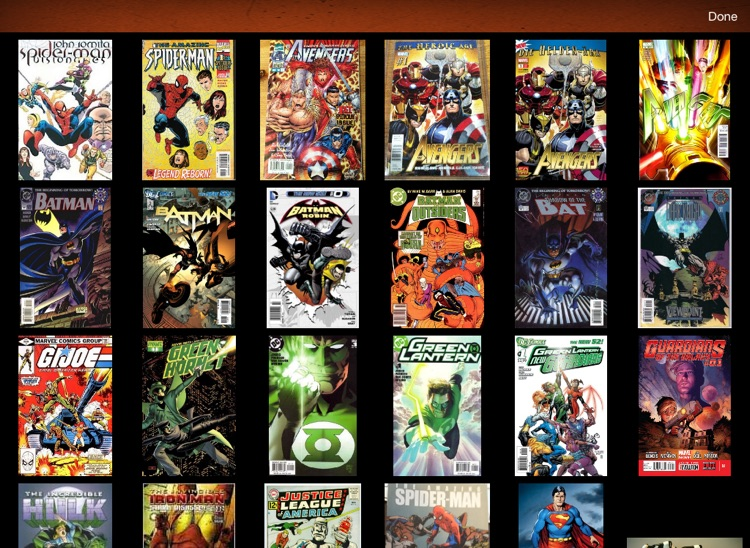 Comic Book Collectors Database