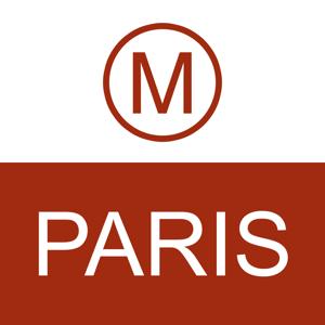 Paris By Metro – Easy subway, Train & Tram Maps app