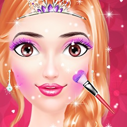 Party Night Salon Makeover Dressup Games For Girls