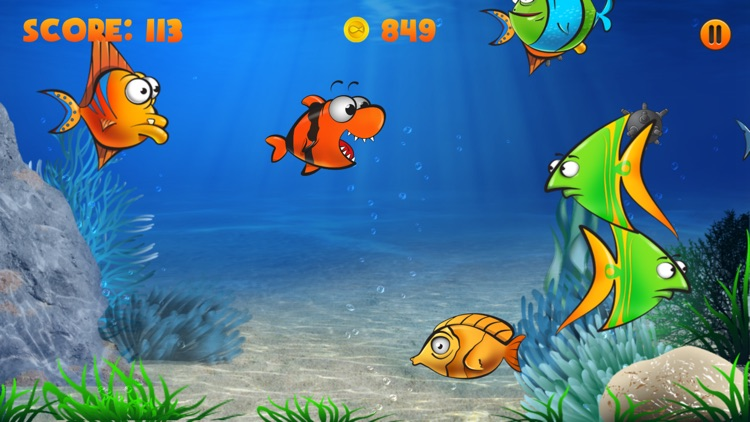 Hungry Nemo screenshot-2