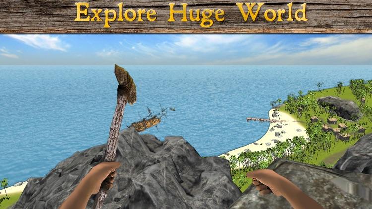 Pirate Bay Island Survival 3D screenshot-3