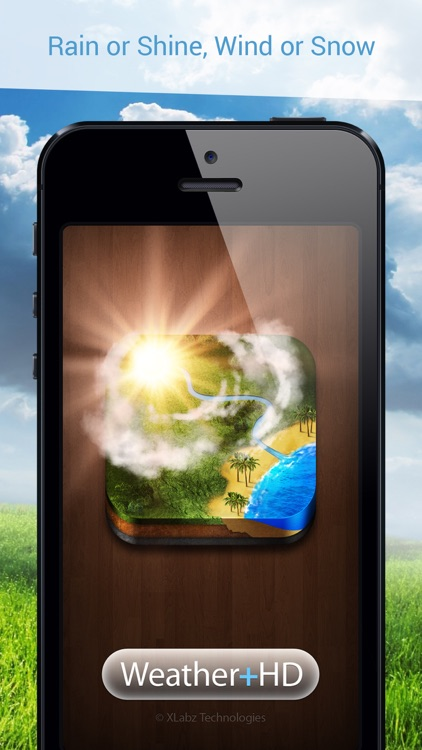 Weather Cast - Local & World Live Weather Forecasts & Alerts screenshot-3