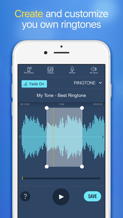 Ringtones for iPhone Unlimited. screenshot-3