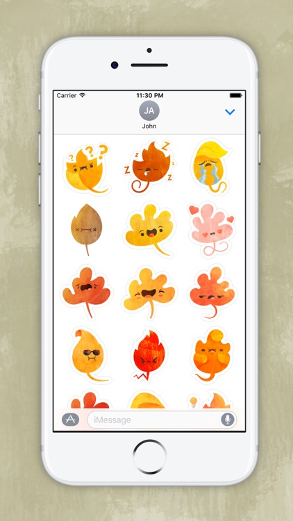 Leafmoji screenshot-2