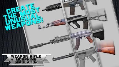 点击获取Weapon Rifle Morphing Simulator