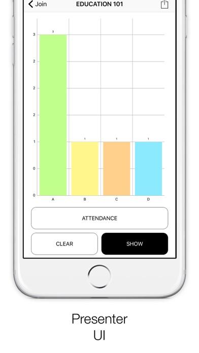 Prexist - Get Live Presentation Feedback app image