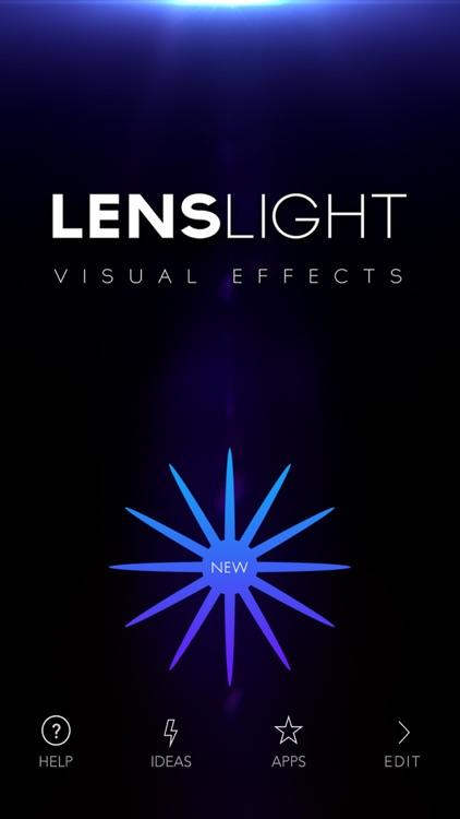 LensLight Visual Effects screenshot-0