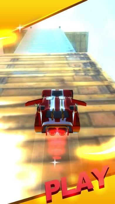 烈火赛车3D-经典手游游戏 App 截图