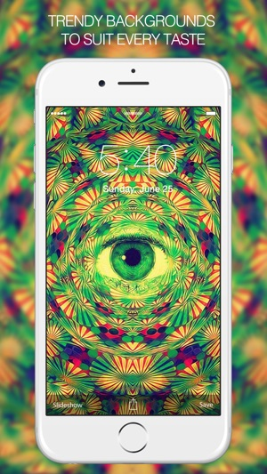 Trippy Wallpapers Trippy Pictures Images On The App Store