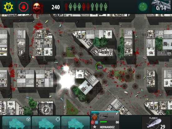 War of the Zombie Screenshots