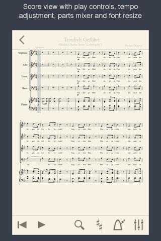 MuseScore Songbook - Sheet Music screenshot 1