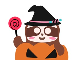NEW: HALLOWEEN SLOTH