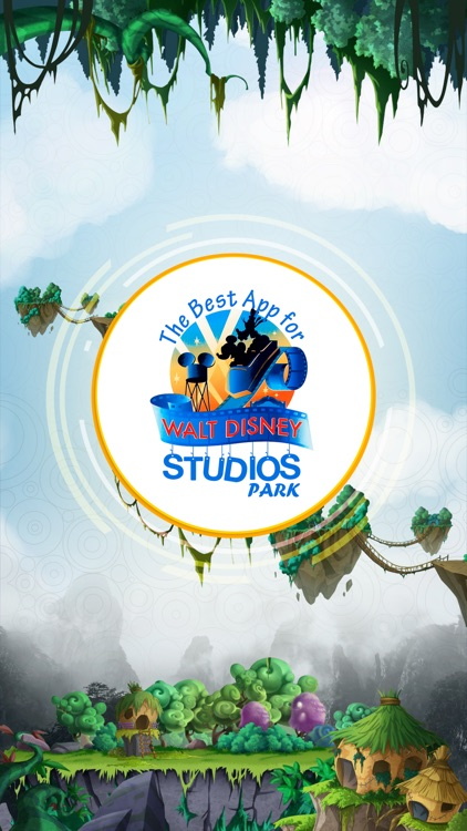 The Best App for Walt Disney Studios Park screenshot-0