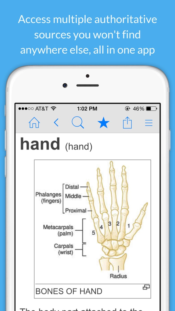 Nursing Dictionary - Medical and Drug Definitions Screenshot